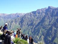 Cuatro mil turistas visitarán Valle del Colca de Arequipa por Fiestas Patrias