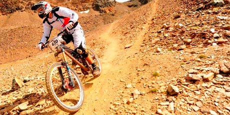 Chachani Downhill Arequipa